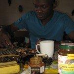 Ptit dèj caramel au beurre salé des Jehanno